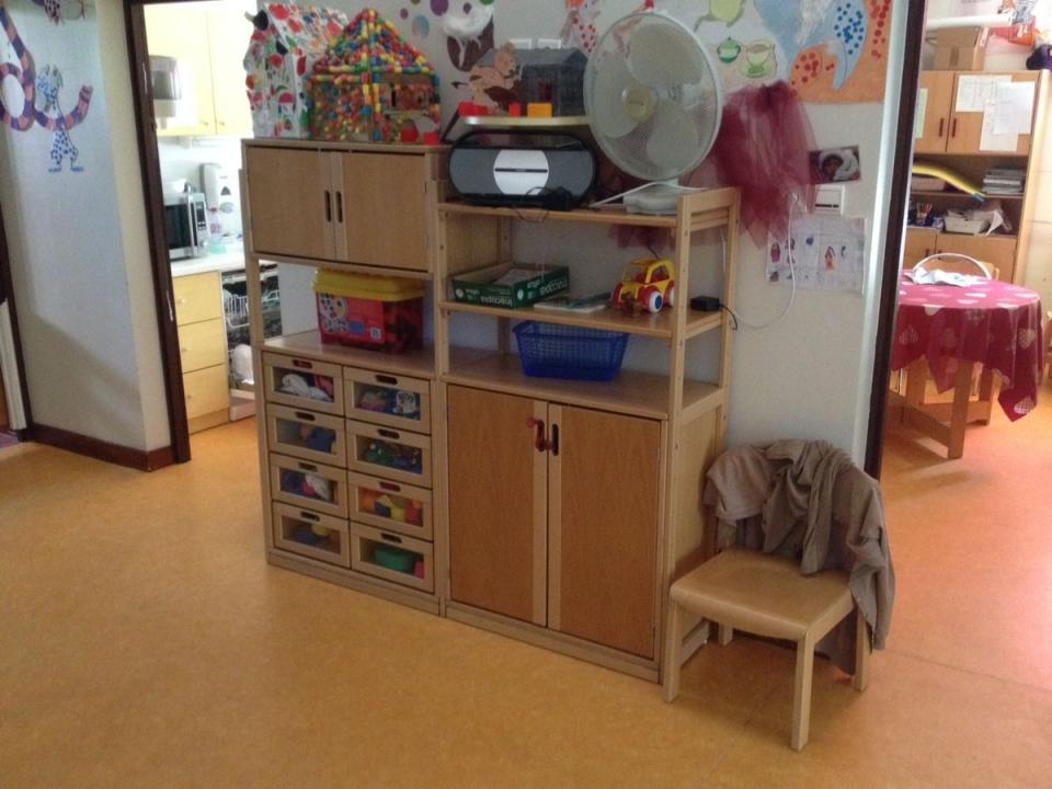 Une capacité d'accueil de la structure à 12 enfants