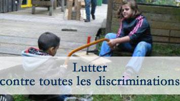 lutter contre toutes les discriminations