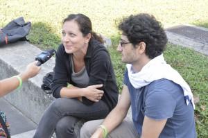 Claudio et Cristina
