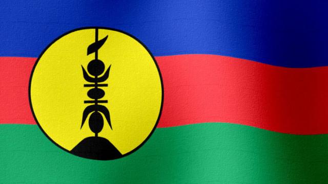 Flag of a territory of Oceania